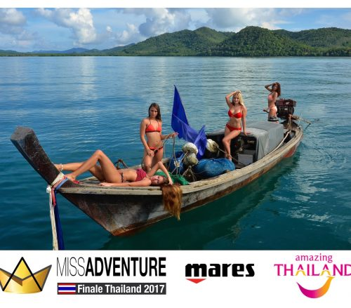 Miss Adventure Finale Thailand 2017