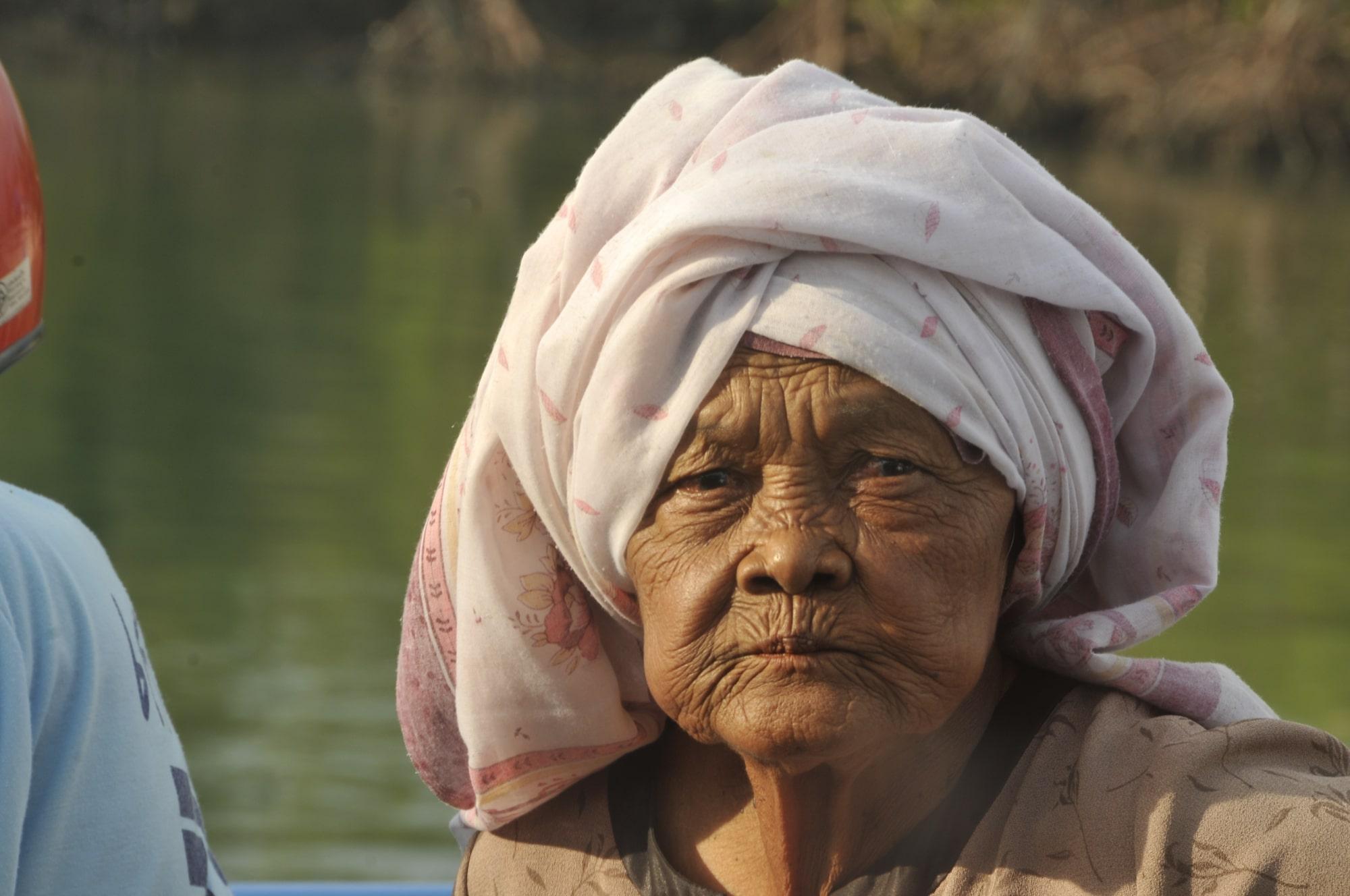 Thailand Gesicht